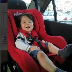 صندلی ماشین کودک دلیجان و کودک خندان