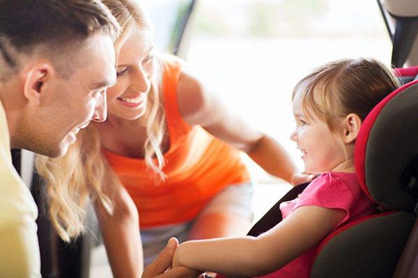 صندلی ماشین کودک خارجی پدر مادر و کودک